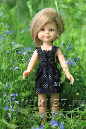 сарафан для куклы Паола Рейна 32 см