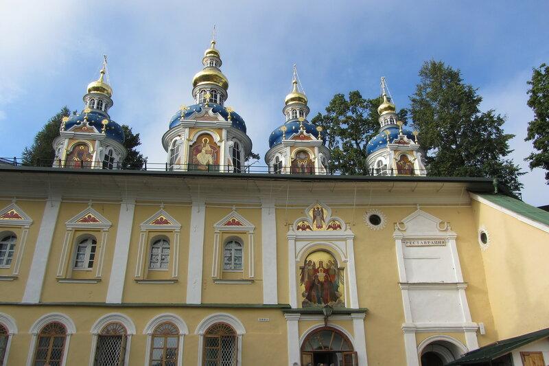 Успенско-покровский храм