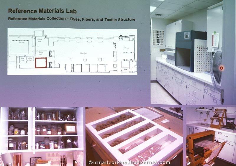 Реставрация тканей в Метрополитен-музее-15
