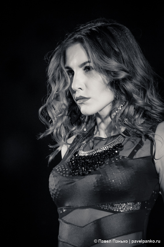 #ДеньМолодежи34 концерт девушка go-go