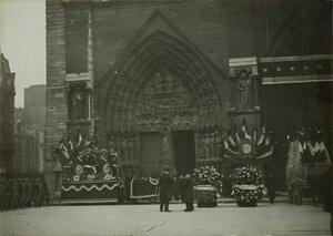 1915. 17 ноября. Похороны жертв с улицы Тольбьяк