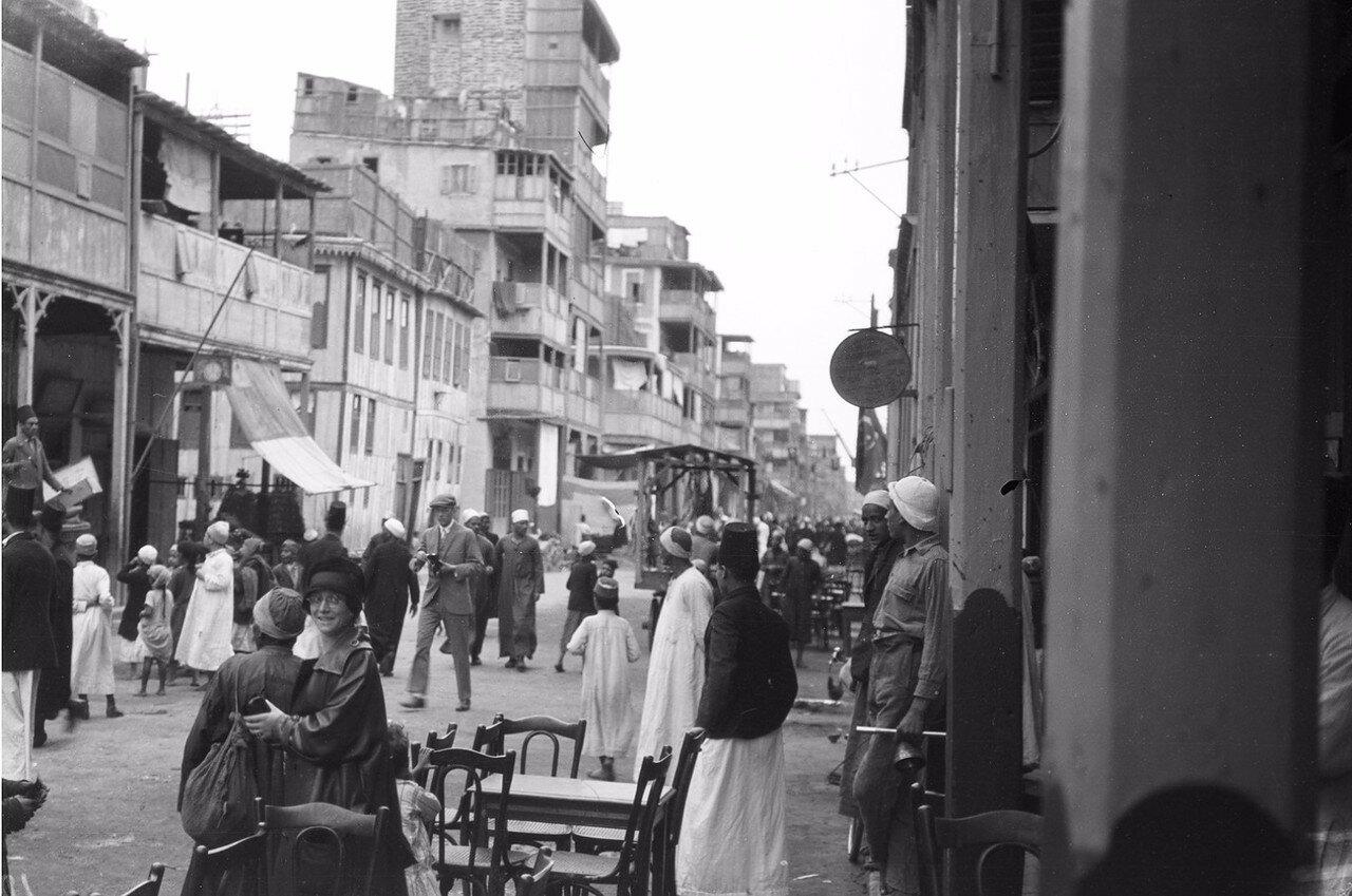 10. Порт-Саид. Уличная сцена