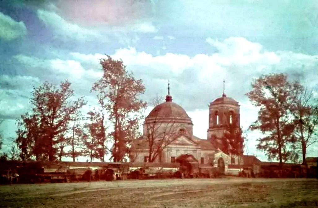Дорогобуж. Церковь Петра и Павла