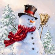 снеговик мофродит