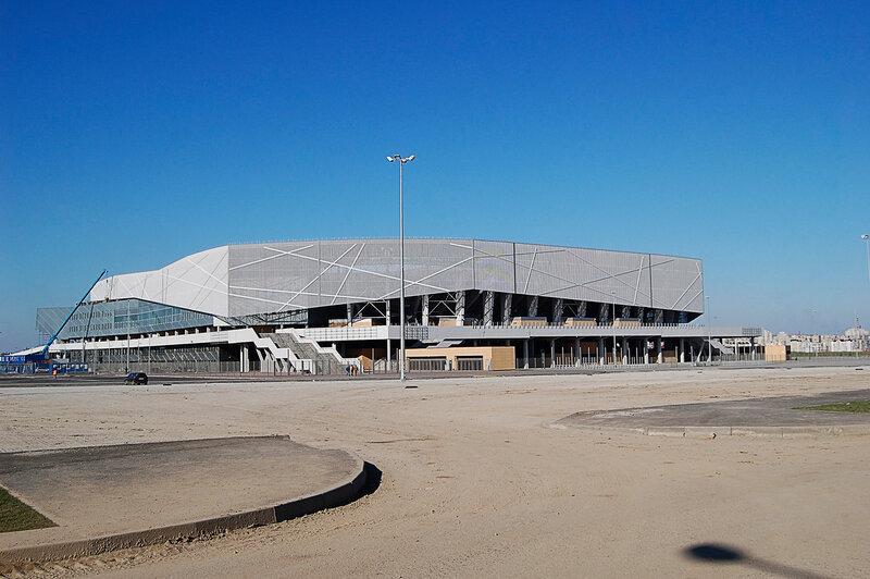 Стадион во Львове