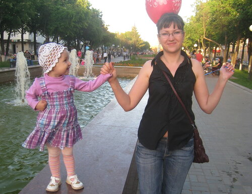 Большой развивающий коврик от мамы-Татьяны для дочки-Лизоньки :)