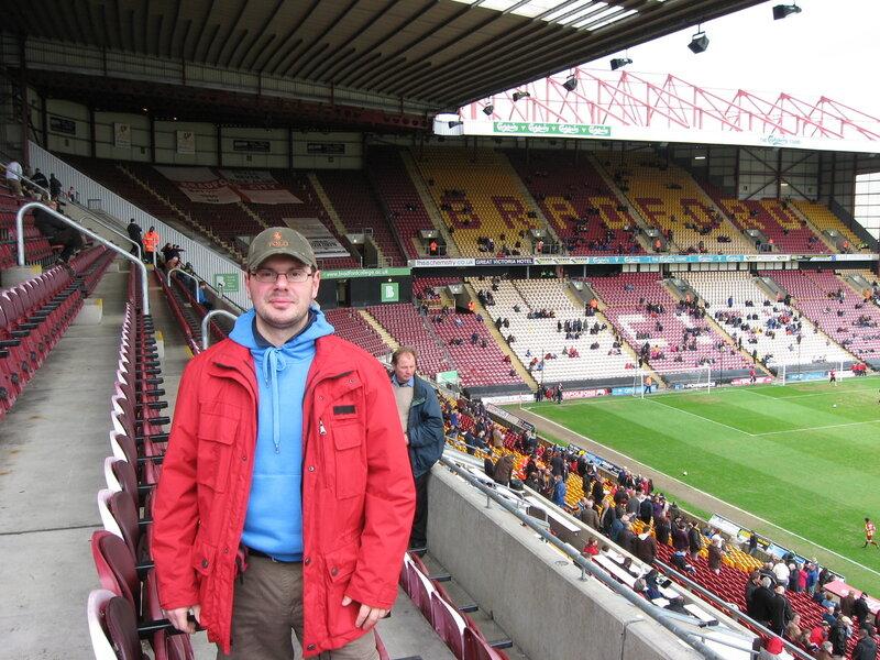 Вадим «spartaktln»: Поход на футбол в Англии (Фото)