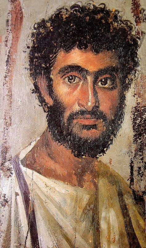 Фаюмский портрет.
