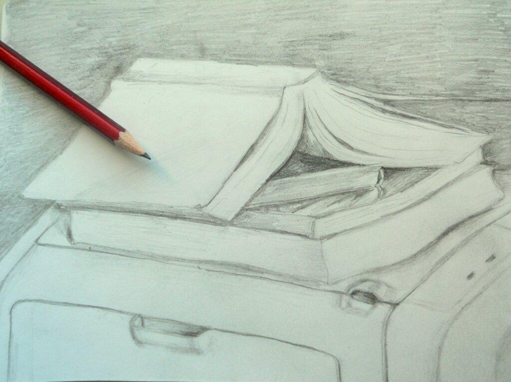 Интересные книжки интересно рисовать