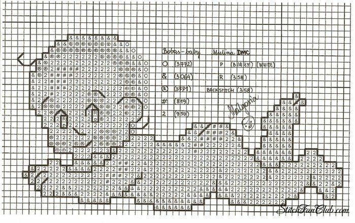 Схемы вышивки бисером надписи