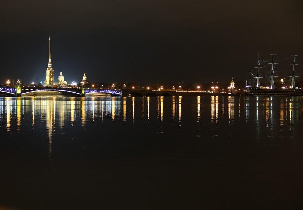 ГеоМетрИя Петербурга