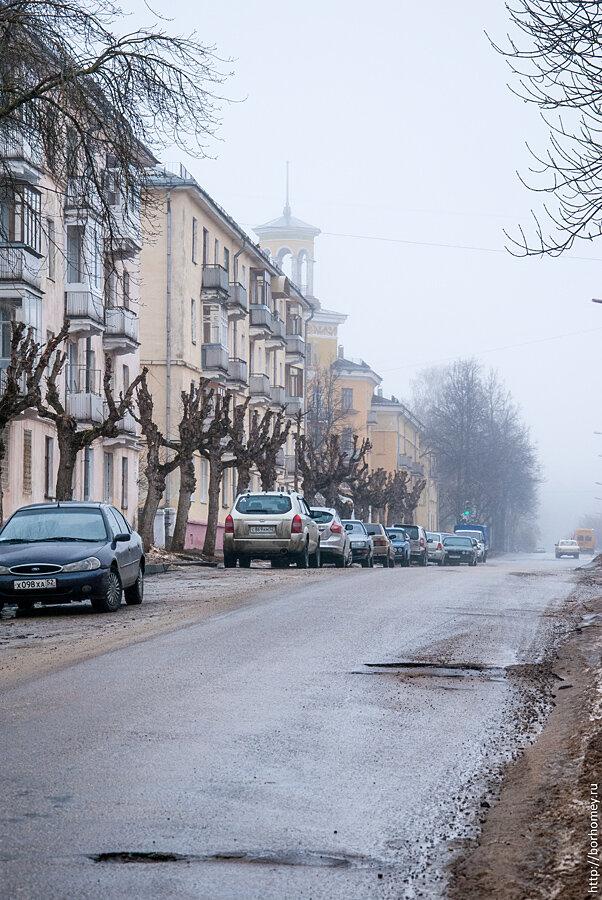 улица Шверника, Саров