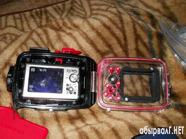 Подводная видеокамера водоглаз 1