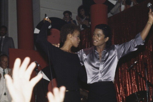 Whitney And Jermaine