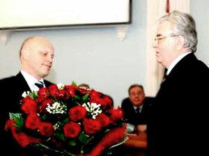 Виктора Назарова назначили губернатором в Омскую область