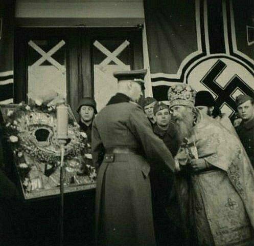 Поп и фашист