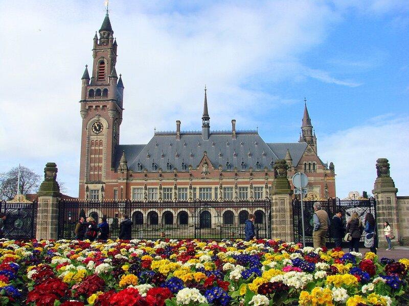 Нидерланды. Фотопрогулка