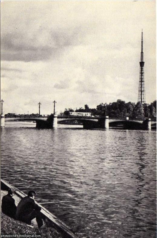 Петербург тогда и сейчас - Старая деревня, Черная речка