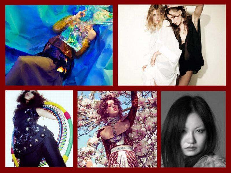 Лучший стилист Китая Люсия Лю