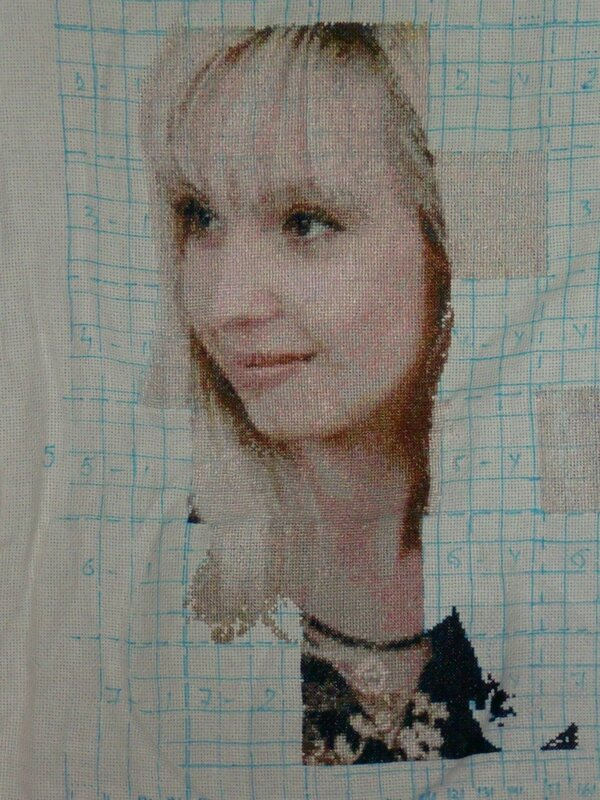 Как заказать схему вышивки своего фото
