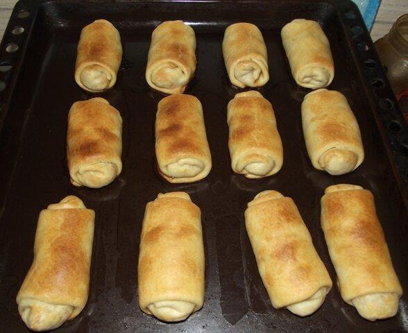 Вэрзэрэ - молдавские пироги