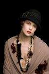 Девушки в шляпах 0_9439d_35ffa083_S
