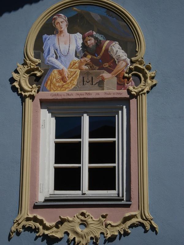 Германия. Бавария. Миттенвальд