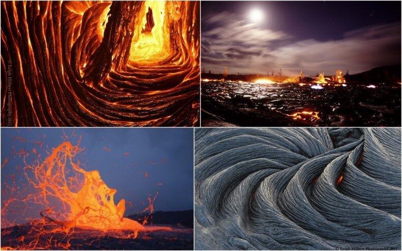 извержение вулкана фото