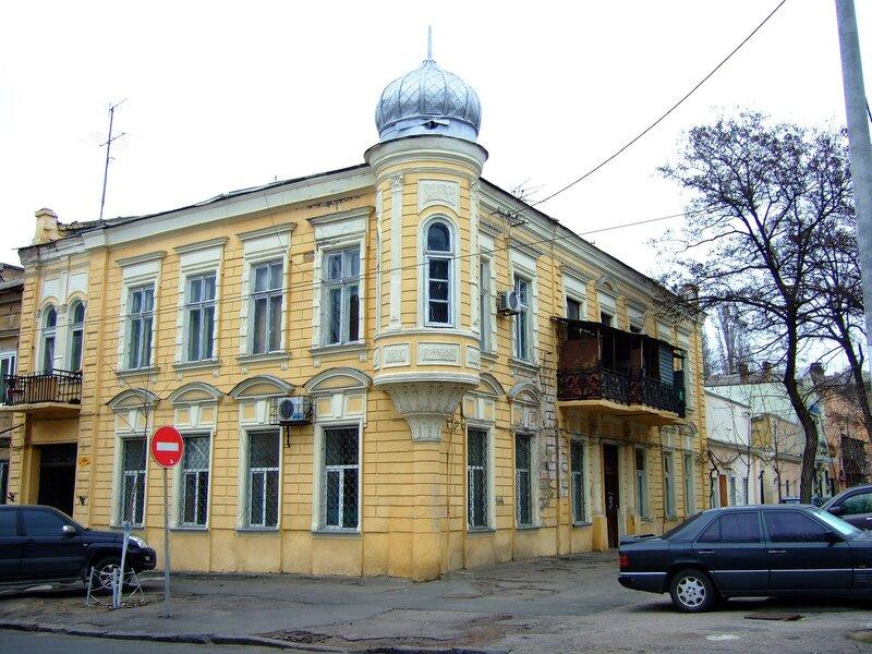 На Малой Арнаутской