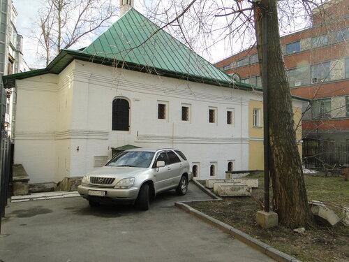 Палаты Овчинниковской слободы