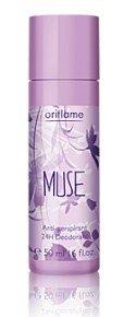 Дезодорант-антиперспирант 24-часового действия Muse