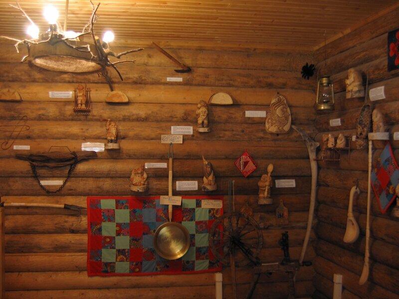Музей русских суеверий на Куршской косе