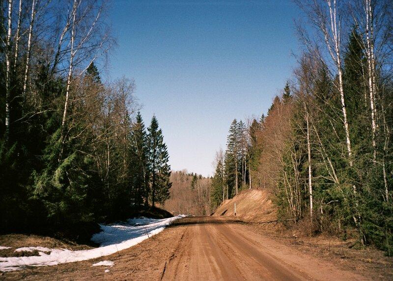Дорога на Валдае
