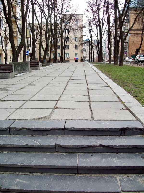 Сквер на Костельной