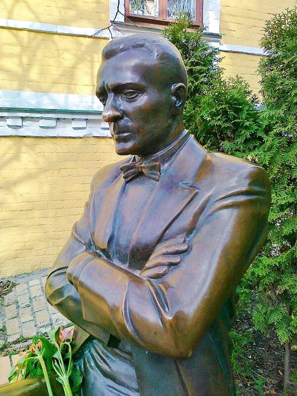 михаил афанасьевич булгаков памятник