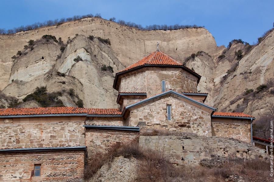 Шио-Мгвимский монастырь.