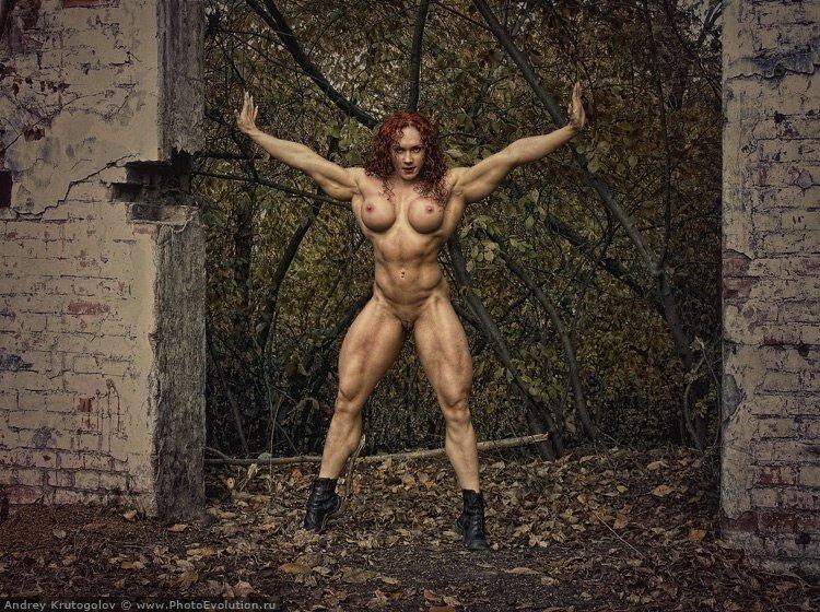 фото атлетов голых