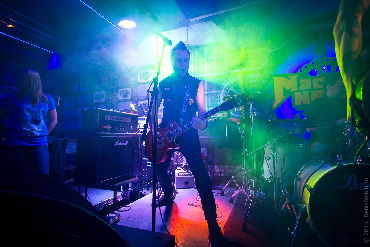 Лучший Самый День Machine Head 11