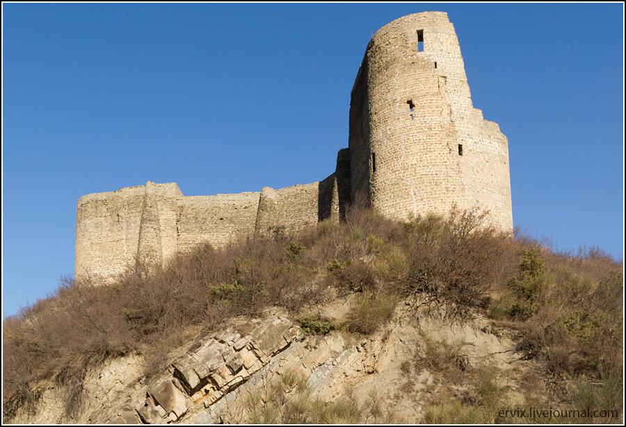 Крепость в Мцхете