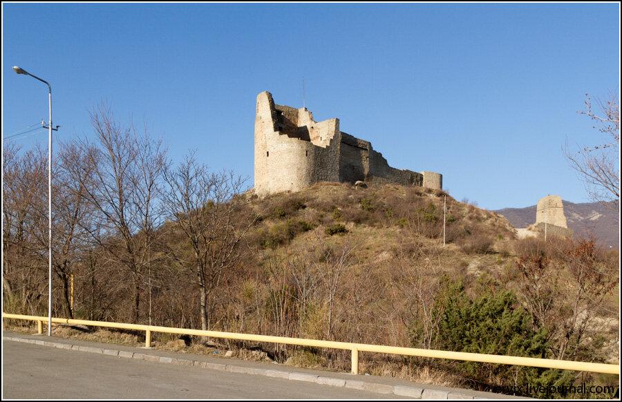 Крепость в Мцхета