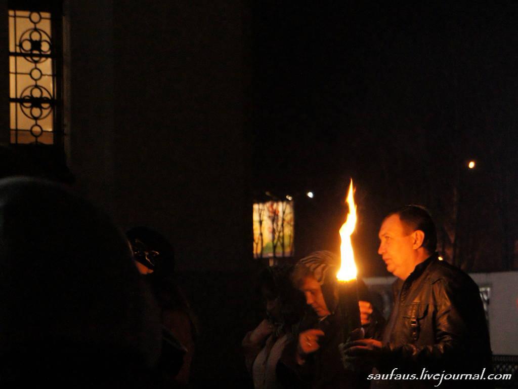 Пасха-2012. Тольятти