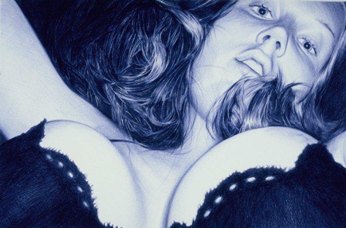 Фотореалистичные рисунки Хуана Франсиско Касаса / Drawing by Juan Francisco Casas