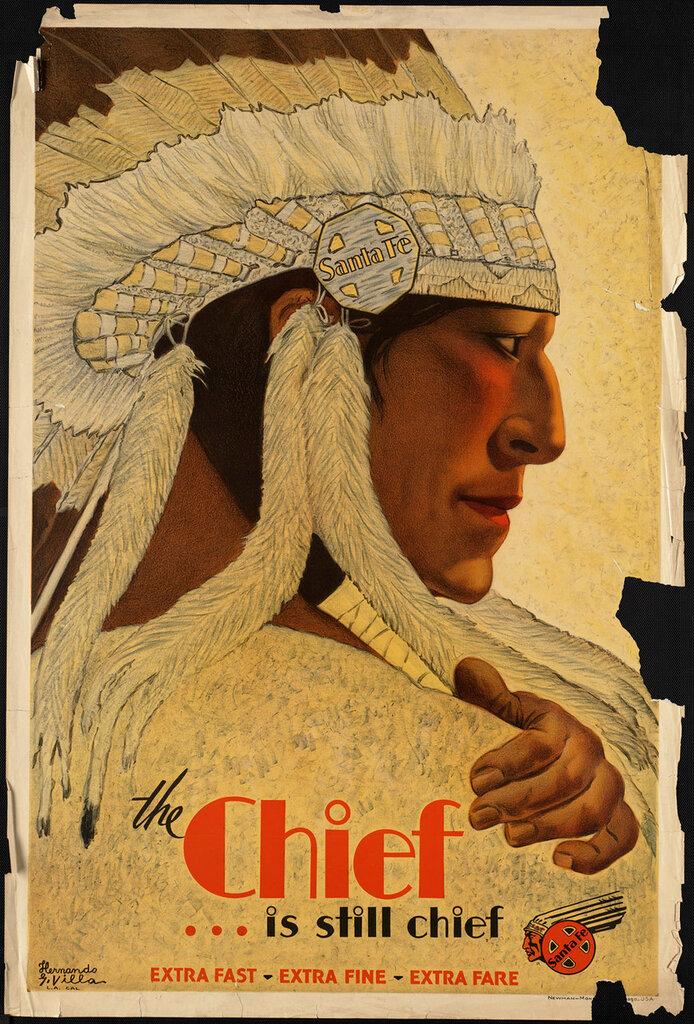 Travel posters by Villa, Hernando 1930