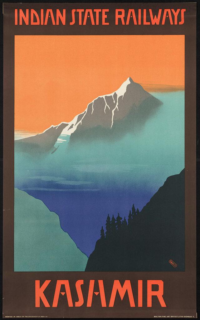 Kashmir 1910-1959