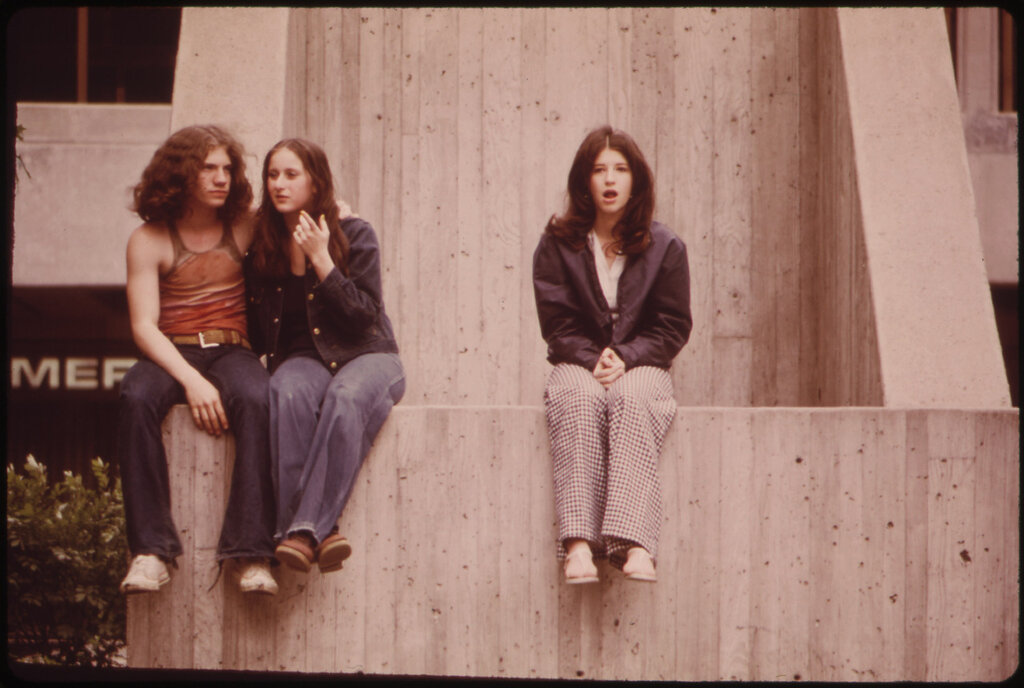 America 70-s