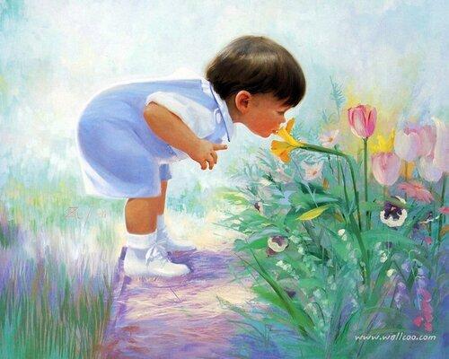 """игра """"Я садовником родился"""""""