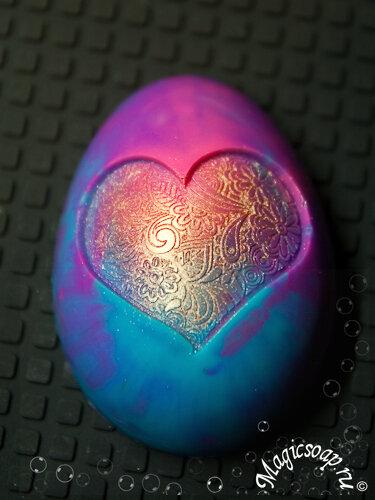 яйцо на пасху, яйцо из мыла, оригинальное мыло, мыло ручной работы, мыло своими руками, мыловарение, мыло из основы, мыло из мыльной базы