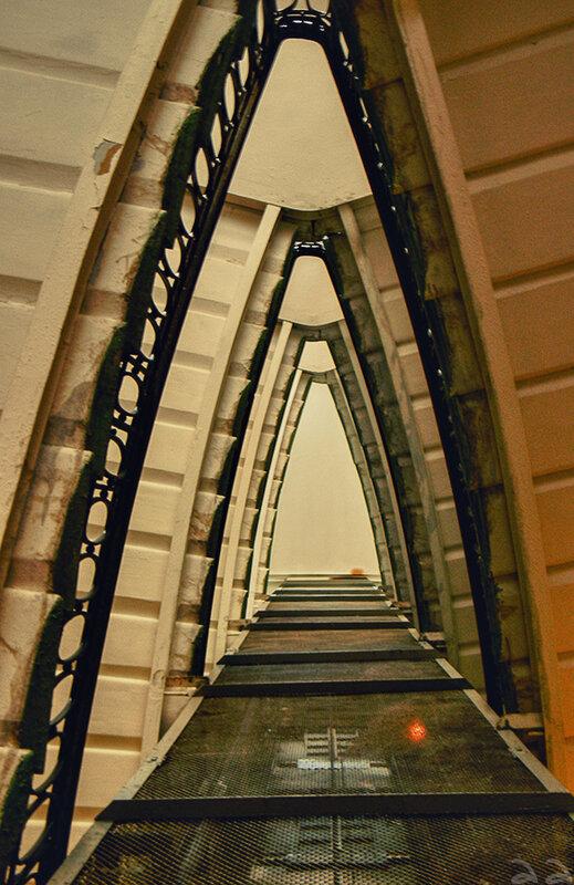 Лестница Васильевского