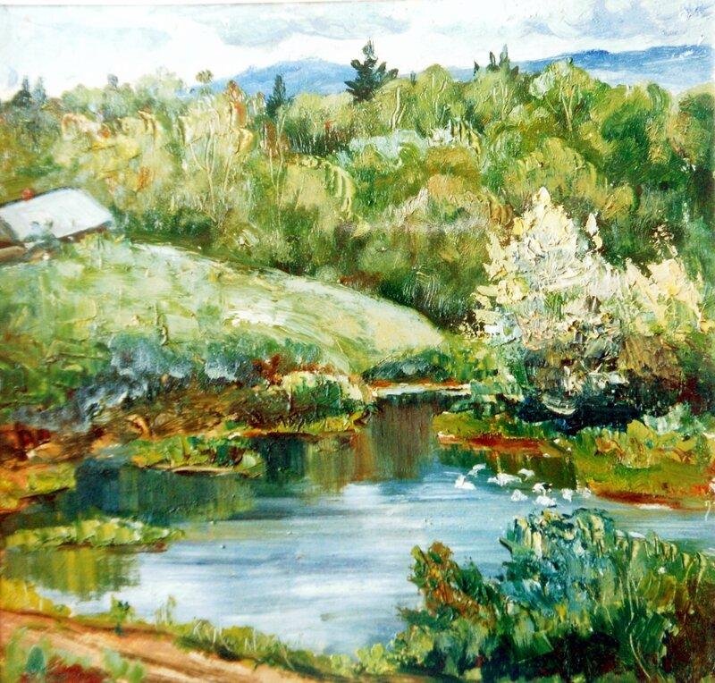 Река Дудет