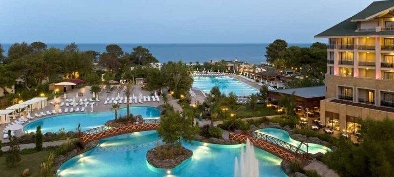 Отель Vogue Hotel Avantgarde - жемчужина в мире отдыха